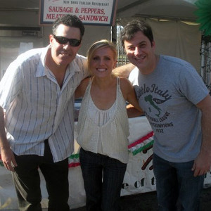 Jessica Holmes KTLA TV Anchor & TV Host with Jimmy Kimmel and Adam Carolla